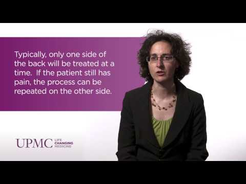 Treating Lower Back Pain with Medial Branch Radiofrequency Ablation
