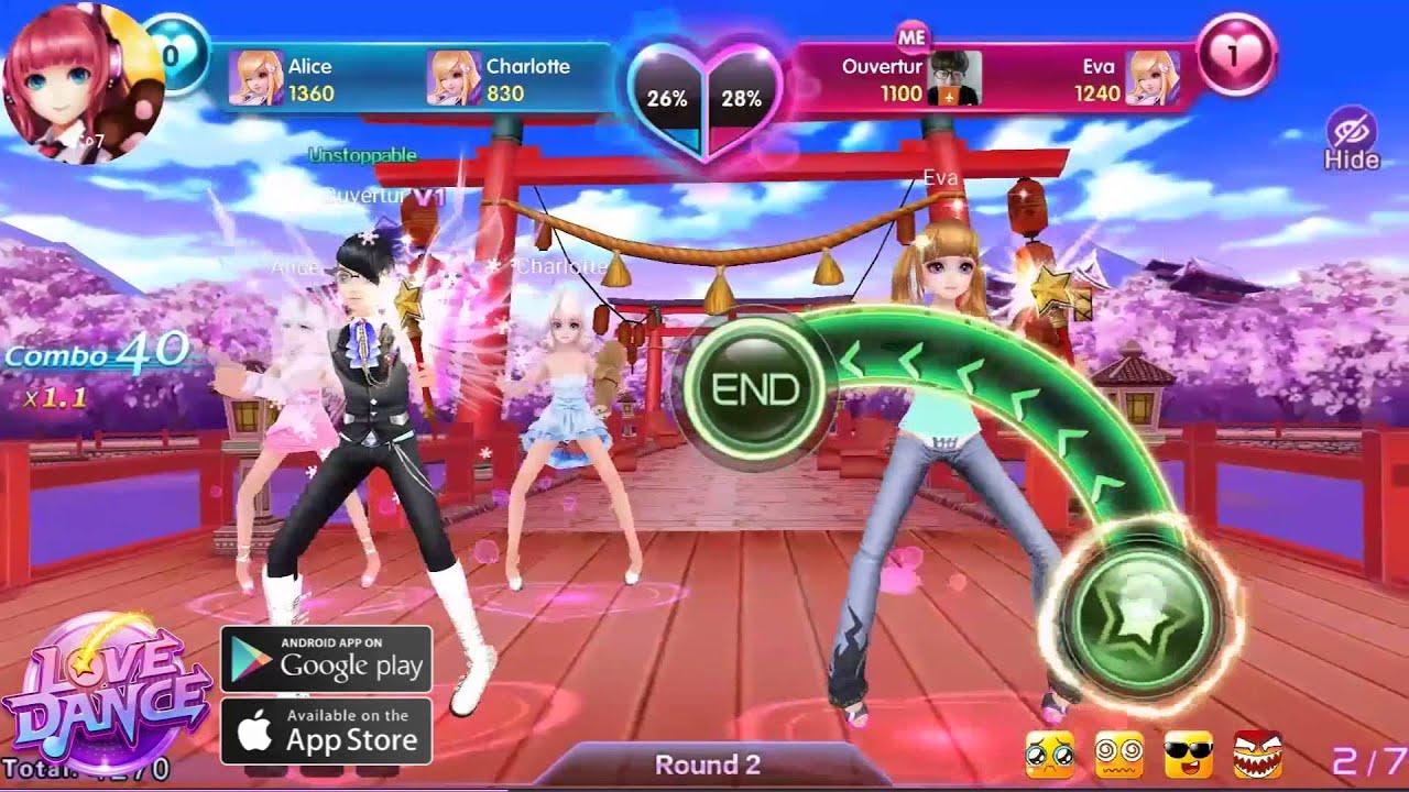 Dance Online Game