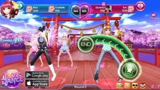 Love Dance - 3D Mobile Dancing Game for Android and IOS