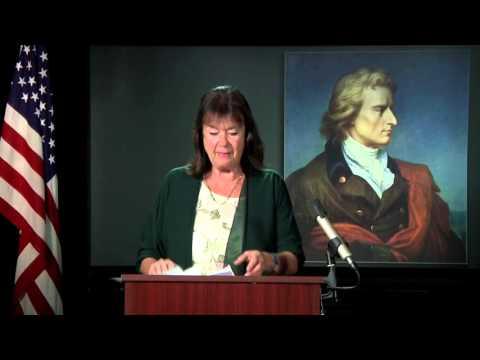 Helga Zepp-LaRouche on the Birthday of Friedrich Schiller, November 10, 1759