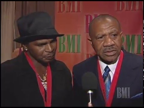 Michael Bennett and Lenny Williams Interviewed at the 2004 BMI Urban Awards