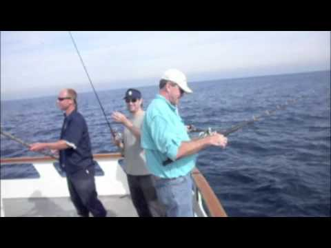 Deep sea fishing san diego 11 9 09 youtube for Deep sea fishing san diego