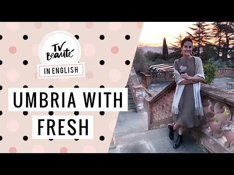Umbria with Fresh! {Vlog} - TV Beauté   Vic Ceridono