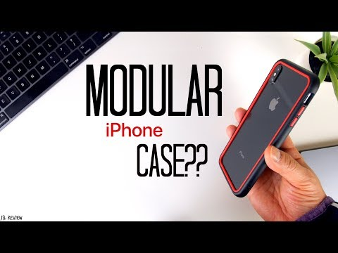 Modular Case For The IPhone - RhinoShield MOD NX Case Review
