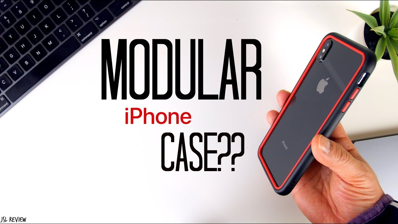Modular Case For The Iphone Rhinoshield Mod Nx Case Review Youtube