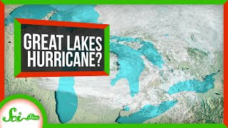 The Great Lakes Tropical Storm of 1996