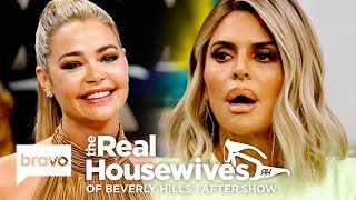 Denise Is A Cast Favorite amp Lisa Rinna Is Accused Of Stirring The Pot  RHOBH After Show S9 Ep22