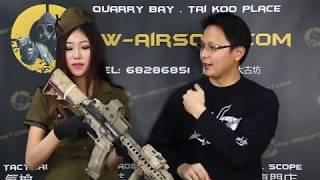 CRW氣槍初學者班Part2(各類型槍系統)