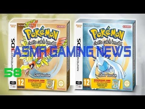 ASMR Gaming News (58) Pokemon, Nintendo Direct, Nintendo Switch, PS4, Games + More!