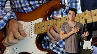 John Mayer – Gravity (Guitar Solo Cover)