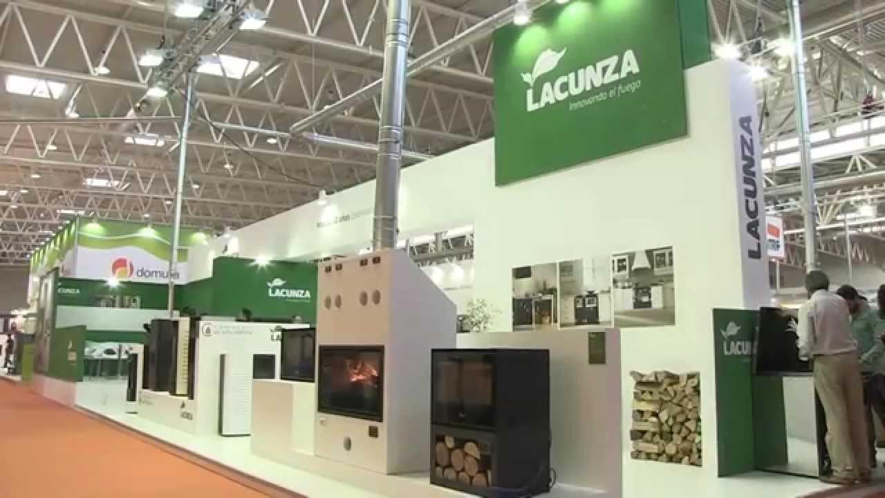 Estufas de biomasa y chimeneas de le a de lacunza en - Chimeneas de biomasa ...