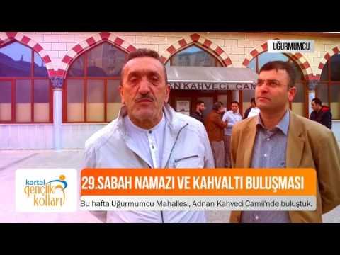 29.Sabah Namazı ve Kahvaltı Buluşması Uğurmumcu Mahallesi Adnan Kahveci Camii    16.10.2016