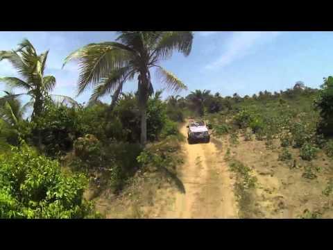 coconut grove - ile Boulay - cote d'ivoire