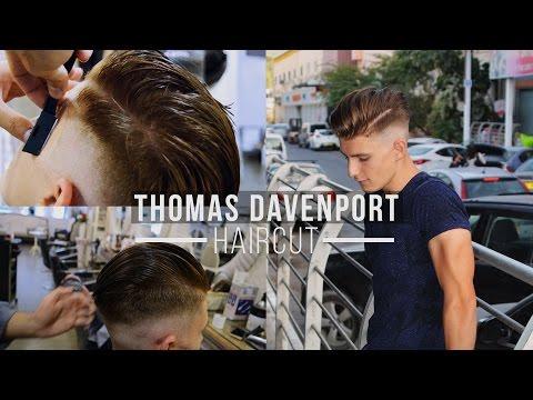 Mens Hairstyle 2016 - Thomas Davenport Haircut