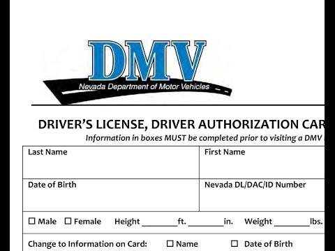 What If I Lie On My Nevada DMV Driver's License Application?