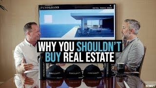 Why you SHOULDN'T buy real estate w/Andy Dane Carter - Million Dollar Mortgage Experience Podcast