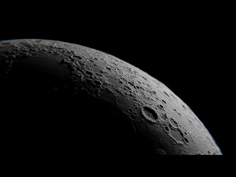 Create A Realistic Moon Fast (Blender Tutorial) thumbnail