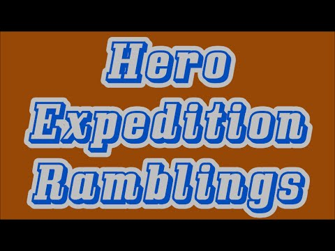 Castle Clash Hero Expedition Ramblings