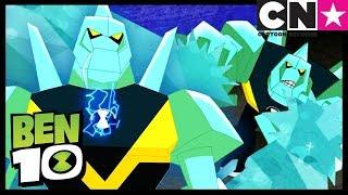 O Melhor de Diamante | Ben 10 em Português Brasil | Cartoon Network