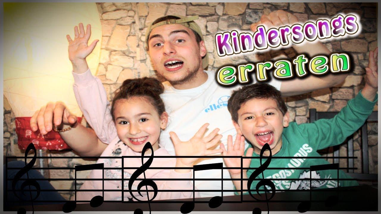 kindersongs erraten mit schwester und bruder😍 - youtube