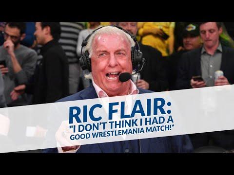 "Ric Flair: ""I Don't Think I Had A Good 'Mania Match"" thumbnail"