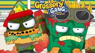 Grossery Gang Cartoon | BUGSTRIKE | Episode 3 | Videos For Kids | Toys For Children
