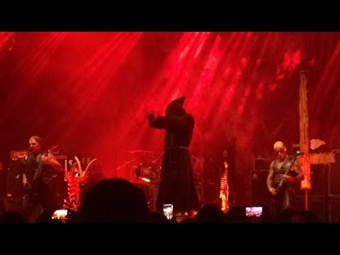 Belphegor - Conjuring the Dead / Pactum in Aeternum (live at Colony Open Air 2017, 23-07-2017)