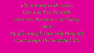 My Gift, My Curse - BOTDF (LYRICS IN THE VID :D)