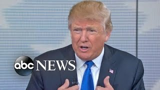 Donald Trump Says Ben Carson