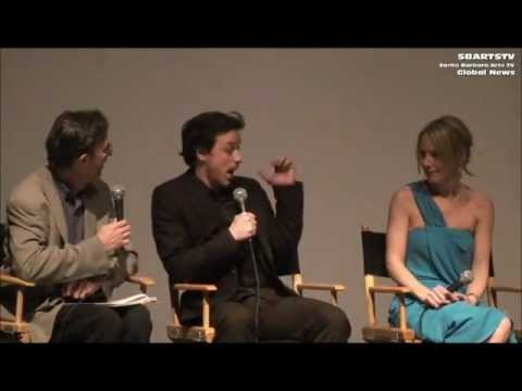James McAvoy - 2007 Santa Barbara Film Festival conference