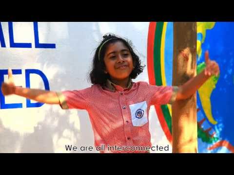 THE WORLD...MY OYSTER | German international school Chennai, India