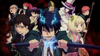 Analise Ao no Exorcist(Blue Exorcist)