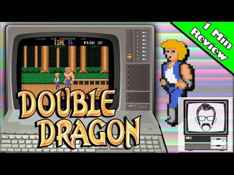 Double Dragon Atari ST [1 Minute Review] | Nostalgia Nerd