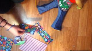 How To Make A Magazine Holder For Your American Girl Doll