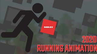How To Make your own running animation on roblox! (fastest and easiest!)