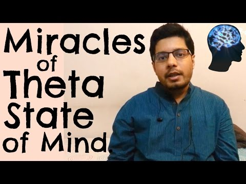 Transform Your Life With Theta State Brainwave Meditation - What and How, Explained - Theta Waves