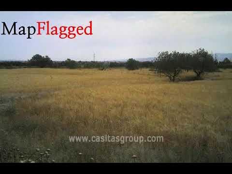 € 92000 | Land | Murcia, Spain | MapFlagged