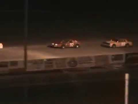 Kings Park Speedway Hobby Stock Feature 09/20/2014