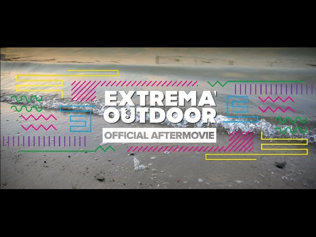 video Extrema Outdoor Belgium 2015 Aftermovie (official)