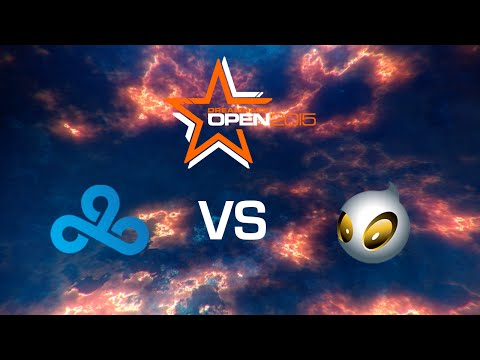 Cloud9 vs. Team Dignitas - Cache - Group Stage - Game 2 - DreamHack Open Stockholm 2015