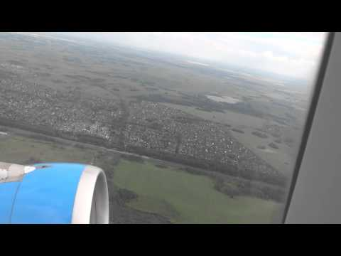 Take Off From Novosibirsk to Tashkent