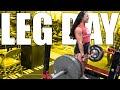 Get Big Legs | EliteFTS Leg Workout | Total Destruction