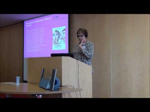 Professor Valerie Hey, Department of Education, University of Sussex