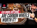 Are Carbon MTB Wheels Worth It? | Ask GMBN Anything About Mountain Biking