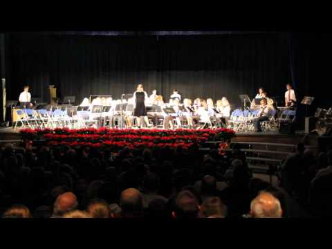 And to All a Good Night - Jefferson Township Middle School 8th Grade Band 2015