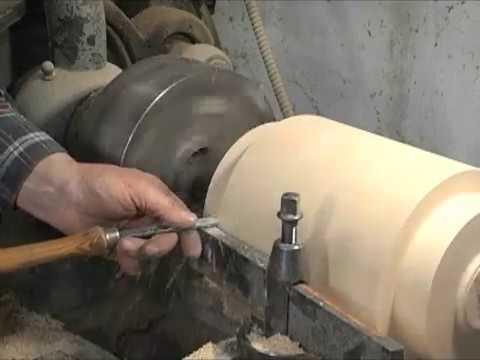The Art of the Wheelwright | Turning Wagon Hubs | Wood Lathe