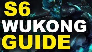 Diamond Wukong Guide - League of Legends - Season 6
