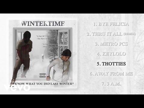 Wintertime - Thotties (Audio)