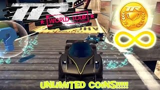 Table Top Racing World Tour| Unlimited Coins Trick