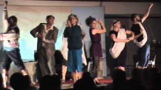 Oedipus Reborn, Chorus Entrance - Performance